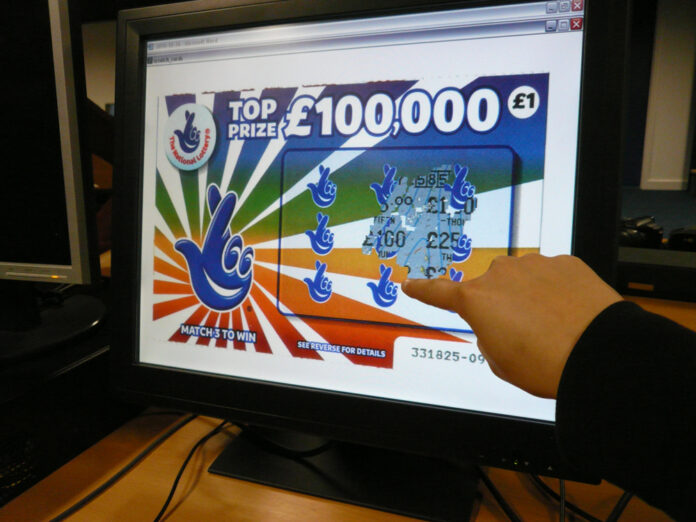 digital scratch cards