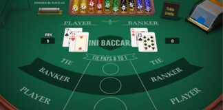 Baccarat Betting Game Rules