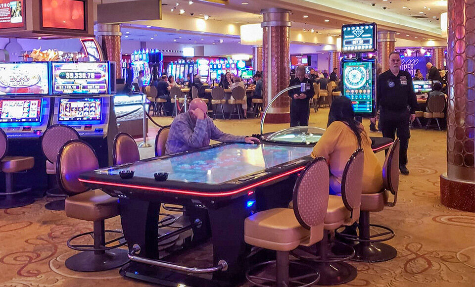 Gaming Options at Resort Casinos