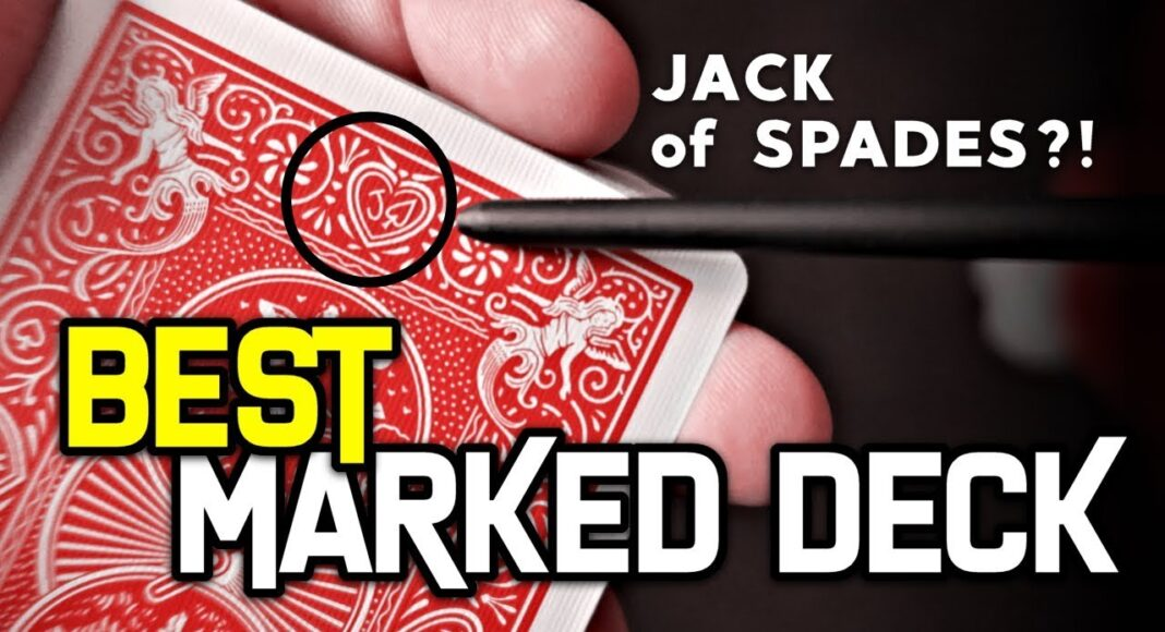 Deck of Marked Cards