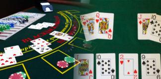 Blackjack And Poker Players